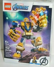 Lego Marvel Avengers Thanos Mech # 76141 ~ 152 Pieces