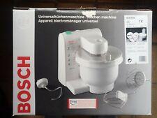 Bosch Universalküchenmaschine MUM 4525 mit Schnitzelwerk in OVP