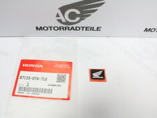 Honda APE 50 100, NSR 50 75, Z 50 Monkey Flügel Aufkleber Emblem Genuine neu