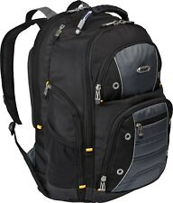 Targus Drifter II Backpack for 17-Inch Laptop, Black/Gray (TSB239US), New