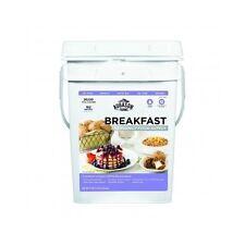 Breakfast Food Supply Pail Emergency storage Augason Farms survival kit camping
