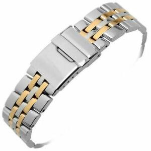Bracelet Montre en acier inoxydable  pour Breitling Chronomat