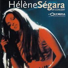 Hélène Ségara 2xCD En Concert - France (EX/M)