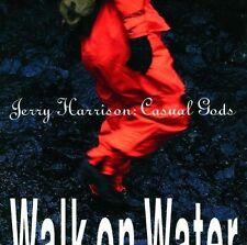 Jerry Harrison:Casual Gods Walk on water (1990) [CD]