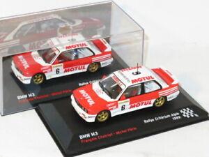 1/43 BMW M3 ( E30 )  MOTUL  Rally Criterium Alpin - France 1989  F.Chatriot