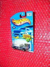2002 Hot Wheels  '65 Mustang  #147 Race & Win logo