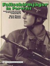 Book: Fallschirmjäger in Portrait: Studio & Field Portraits of German Paratroops