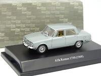 Starline 1/43 - Alfa Romeo 1750 1968 Grise