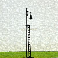 5 pcs Yard Light Model Lamppost Lamp free resistors  OO / HO gauge #R42-11