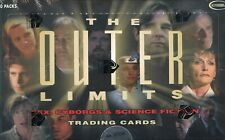 Outer Limits Sex Cyborgs & Science Fiction Trading Card Box Rittenhouse 2003