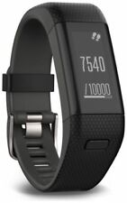 Garmin Vivosmart HR+ GPS Activity Tracker Bracelet -black