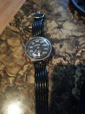Vtg 1960s US Divers Co. Calypso Aqualung 200m Scuba Watch Wrist Pressure Gauge