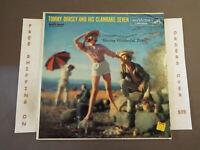TOMMY DORSEY HAVING WONDERFUL TIME 1958 MONO LP CHEESECAKE LPM-1643
