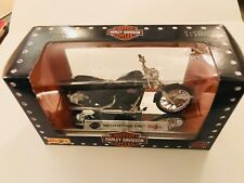 Maisto - Harley Davidson 2000 FXSTB Night Train - Model 1:18 Collectors ed boxed