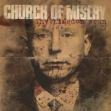 "Church Of Misery - Thy Kingdom Scum (NEW 2 x 12"" VINYL LP)"