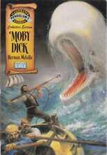 Moby Dick Herman Melville Pendulums Press coolectors Ed 1990 1st Print unread NM