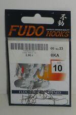 Hameçons Fudo Hooks Shika N°12 par 23