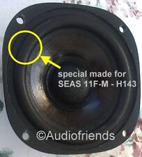 Heybrook HB3 midrange repair kit for Seas F-M11 >>> THE RIGHT ONE <<<