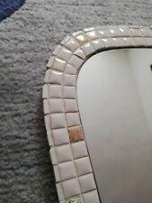 Spiegel Wandspiegel Rockabilly Nierenspiegel Vintage 50er Jahre MID century