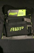 AWP Rugged Construction Handyman Tool Apron 5 Pockets up to 50