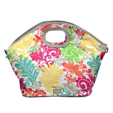 Thirty one party thermal tote lunch bag picnic 31 gift island damask no strap a