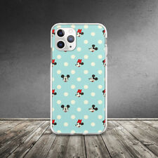 Mickey Minnie Mouse Disney Polka Dot Case For iPhone SE XR 11 Pro Xs Max X 8 7 6