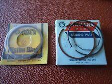 NOS Yamaha RD250 C D Piston Ring Sets P/No 1A0-11610-10 +.25  1st Oversize.