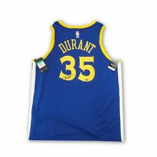 Kevin Durant Signed Autographed Golden State Warriors Swing Man Jersey Panini