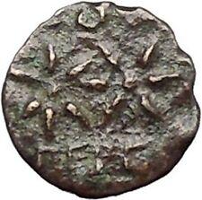 Permanon in Mysia 281-200BC RARE Ancient Greek Coin Athena Minerva Stars  i47747