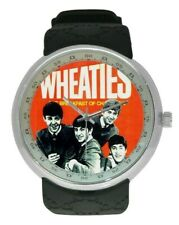 The BEATLES Wheaties Watches Vintage Ceareal Box on a Watch