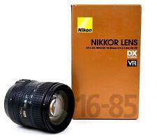 Nikon AF-S DX Nikkor 16-85mm 1:3.5-5.6 G ED VR