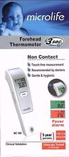 Microlife NC-150 Microlife NC 150 Touch-free ForeHead Thermometer