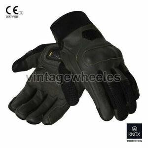 Royal Enfield Roadbound Gloves Olive Color