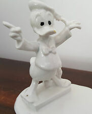 Vintage Donald Duck Porcelain Figure