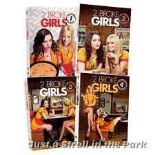 Two Broke Girls: TV Series Complete Seasons 1 2 3 4 Box / DVD Set(s) NEW!