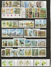 BOTSWANA  SELECTION OF UNMOUNTED MINT SETS 1996/98
