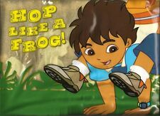 Go Diego Go Library Bag > Great Gift to Kids !