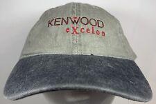 Kenwood Excelon Cap 2000 Amp Speaker Hat Car Audio Sub Radio Auto Truck Music