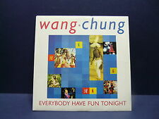WANG CHUNG Everybody have fun tonight 9285627