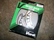 YAMAHA DS7 RD250 RD350 R5 XS650 TX650 XS2 VESRAH REAR BRAKE SHOES VB-225