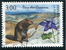 TIMBRE FRANCE OBLITERE N° 2997 FAUNE / MARMOTTE /