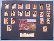 New York Yankees - 1961 World Series Champions
