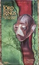 Lotr The Fellowship Of The Ring Orc Squinter Helm 1/4 Scale Prop Replica