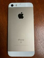 Apple iPhone SE first generation - 16GB - Gold, Unlocked A1723 (CDMA + GSM)