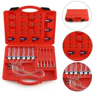 Kit Test Débit pour Injecteur à Rampe Commune et Adaptateurs Outils T5N2