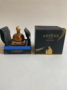 ARPEGE PARFUM REFLETS D'OR LANVIN PARIS 15ml PERFUME - LIMITED EDITION 474/3500