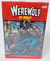 Werewolf By Night Volume 1 Omnibus PLOOG COVER HC Hard Cover New Sealed $125