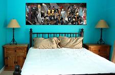 X-MEN CLASSIC UNIFORMS collectible poster wall art marvel comics new wide