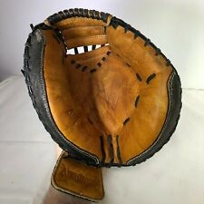 "RIGHT HT - Armstrong Professional 24"" Catchers Mitt Baseball Glove"