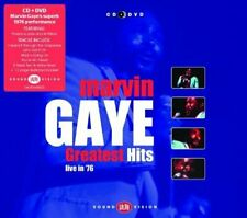Marvin Gaye: Sound & Vision - Greatest Hits - Live in '76 (CD + DVD 2014)